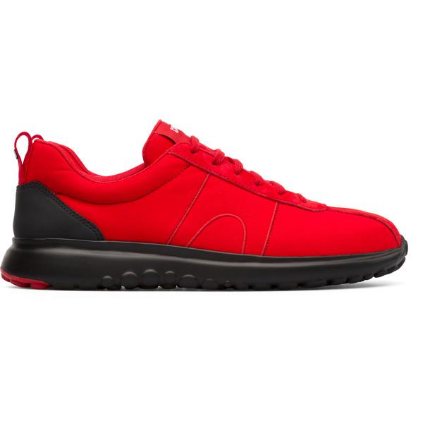 Camper Canica Red Sneakers Men K100405-006