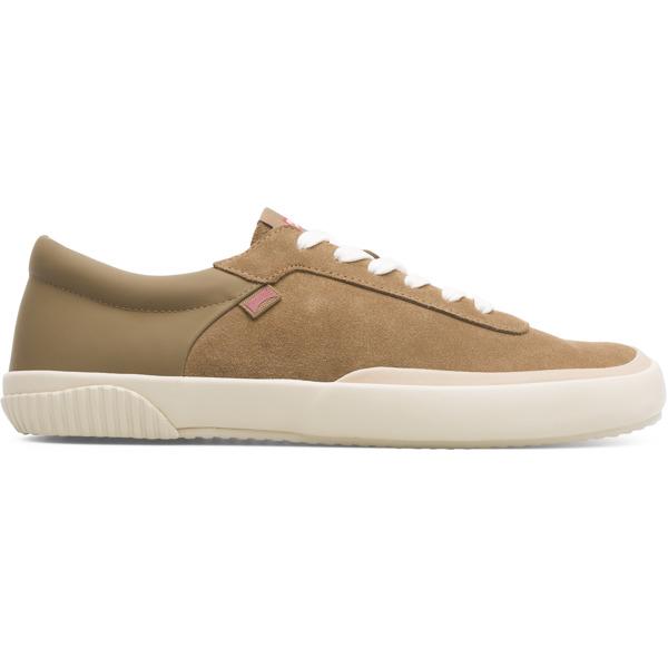 Camper Peu Rambla Brown Sneakers Men K100413-001