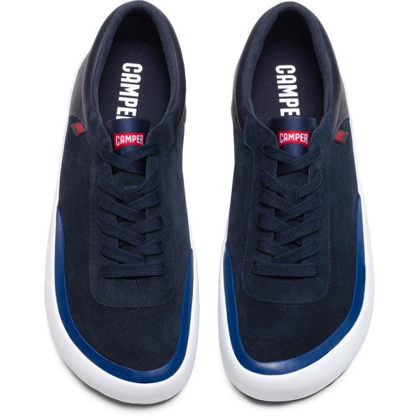 Camper Peu Rambla Blue Sneakers Men K100413-004