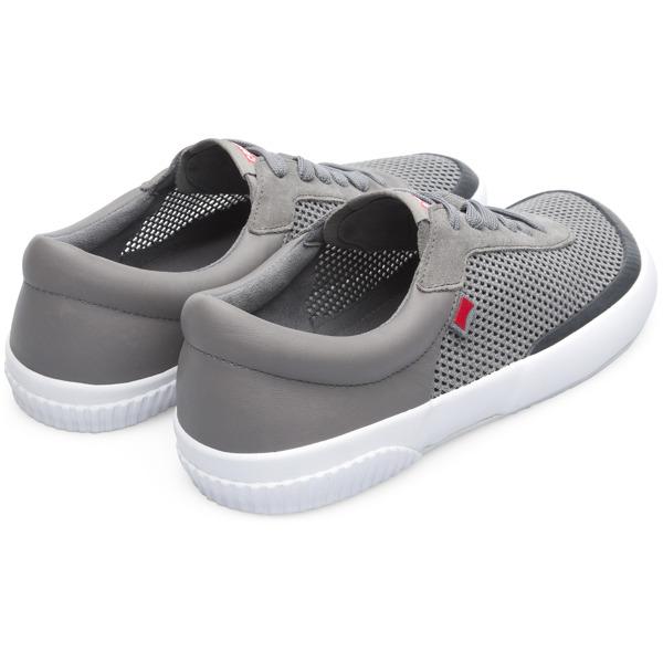 Camper Peu Rambla Grey Sneakers Men K100413-005