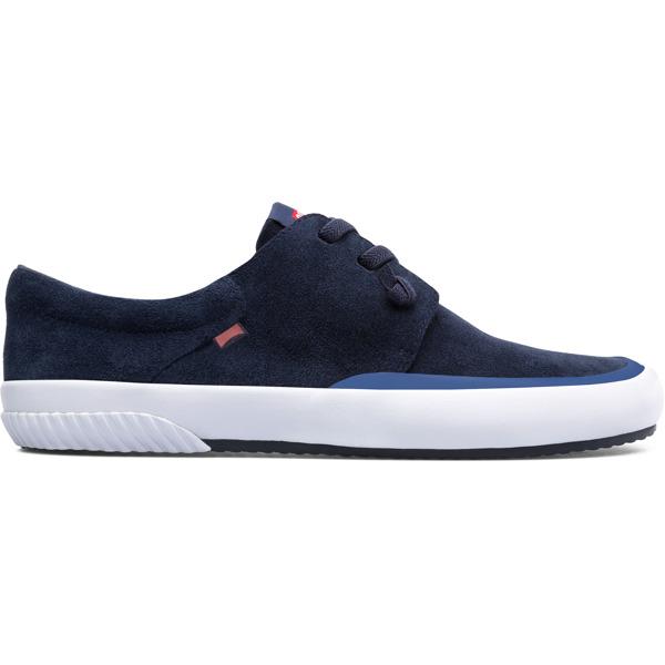 Camper Peu Rambla Blue Casual Shoes Men K100414-002