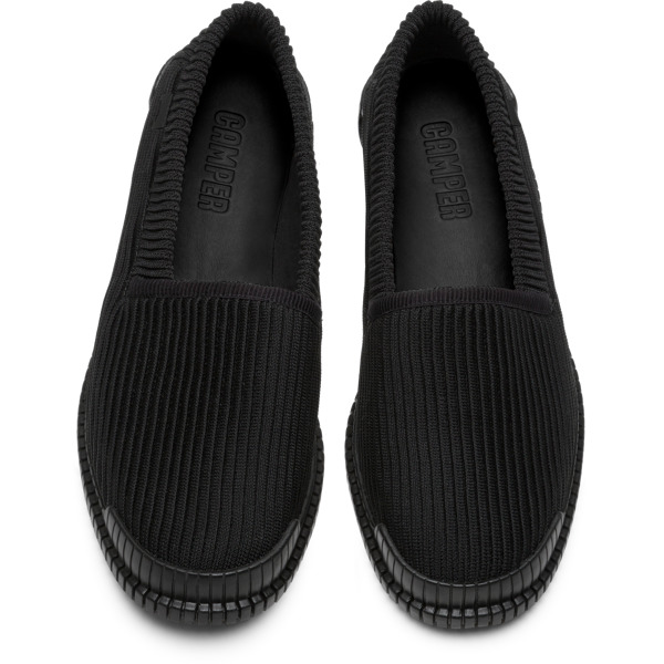 Camper Pix Black Formal Shoes Men K100415-001