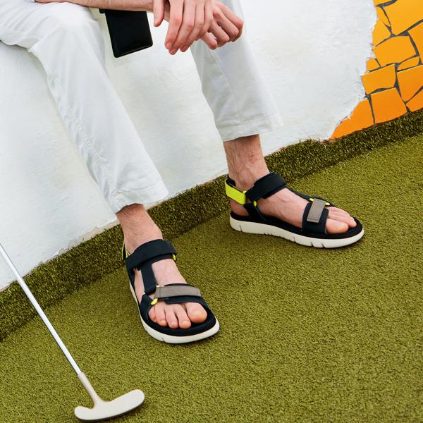 Camper Oruga Multicolor Sandals Men K100416-008