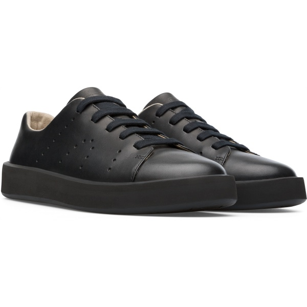 Camper Courb Black Sneakers Men K100432-002