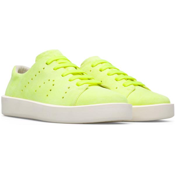 Camper Courb Sari Spor Ayakkabılar Erkek K100432-016