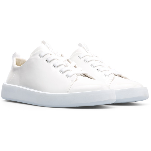 Camper Courb White Sneakers Men K100433-004