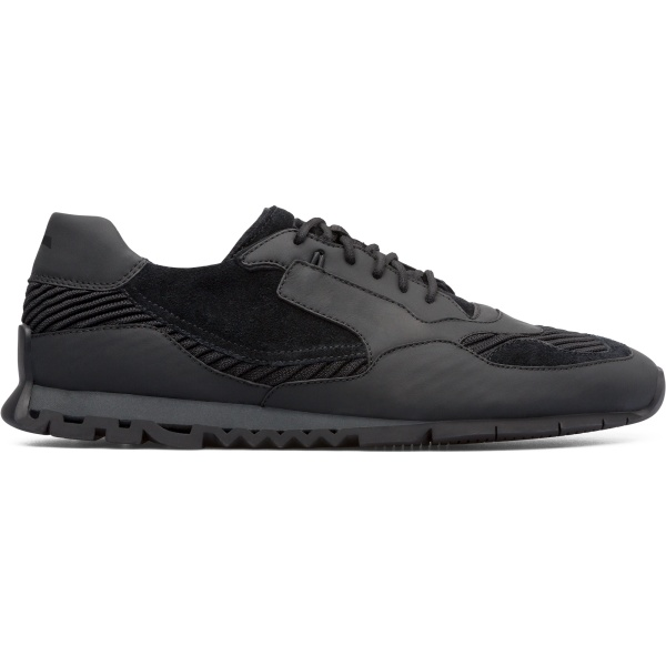 Camper Nothing Black Sneakers Men K100436-009