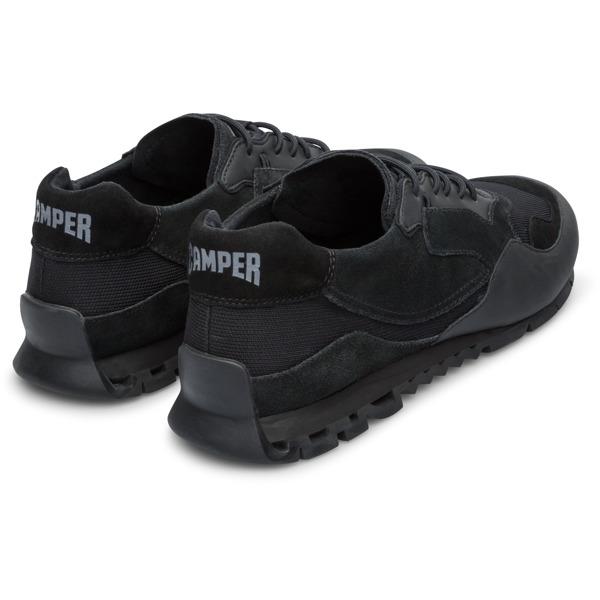 Camper Nothing Black Sneakers Men K100436-021
