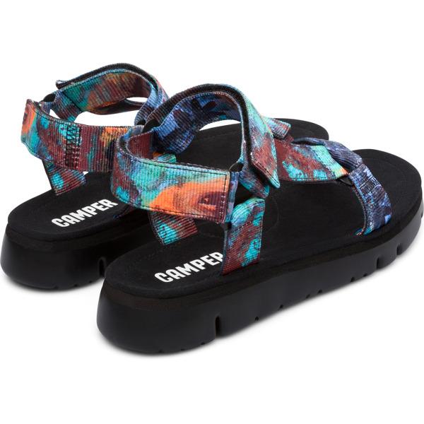 Camper Oruga Multicolor Sandals Men K100451-001