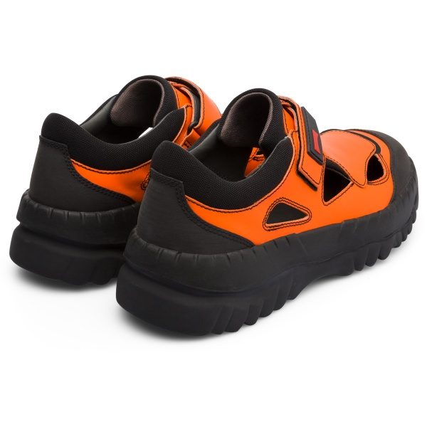 Camper Kiko Kostadinov Orange Sneakers Men K100454-004