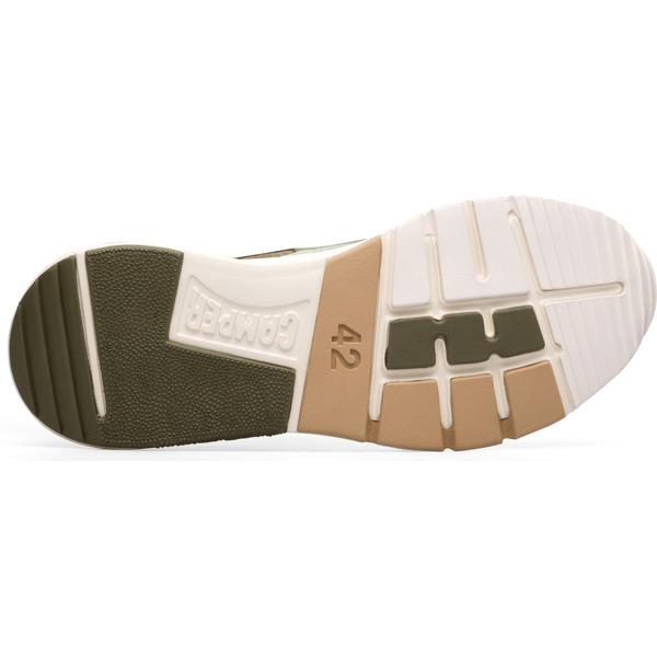 Camper Drift Green Sneakers Men K100465-002