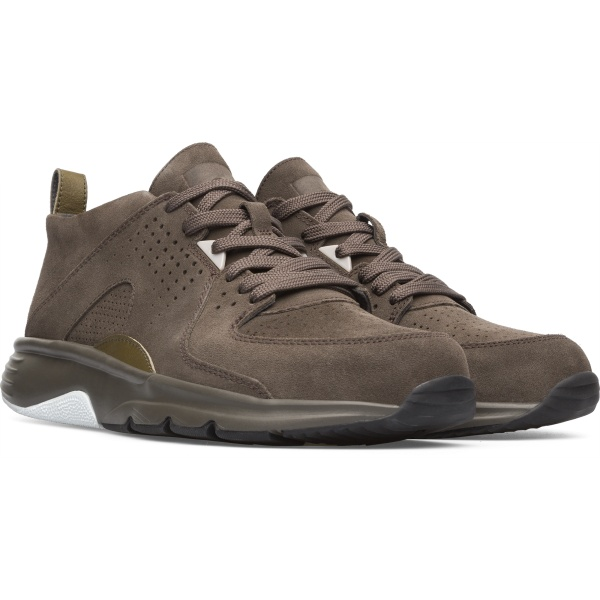 Camper Drift Brown Gray Sneakers Men K100465-005