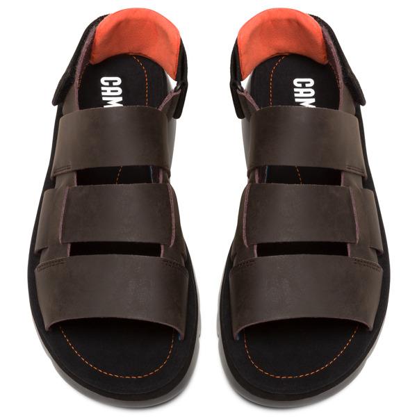 Camper Oruga Brown Sandals Men K100470-001