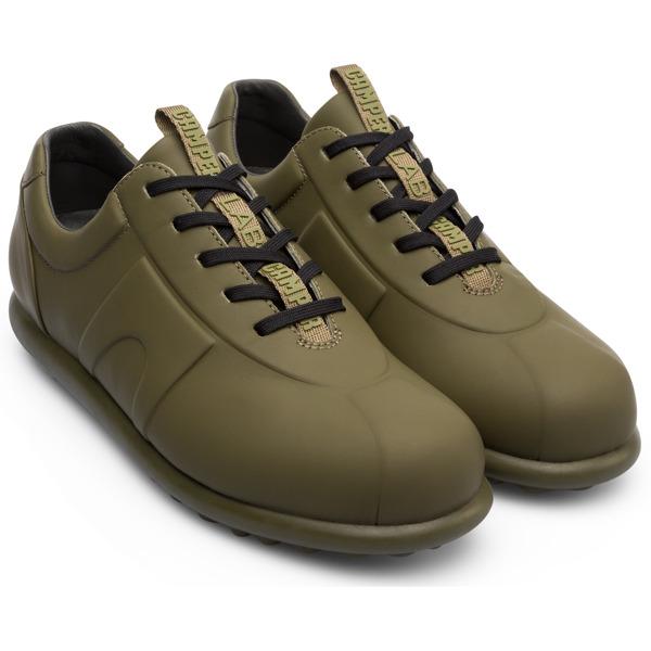 Camper Pelotas Green Sneakers Men K100473-003