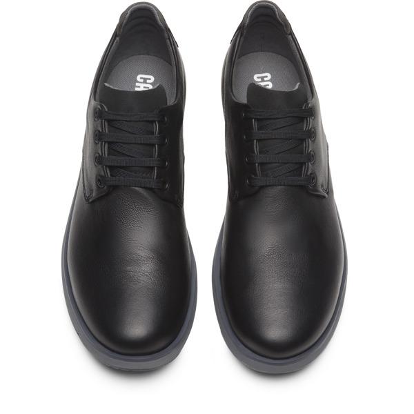 Camper Smith Black Formal Shoes Men K100478-001