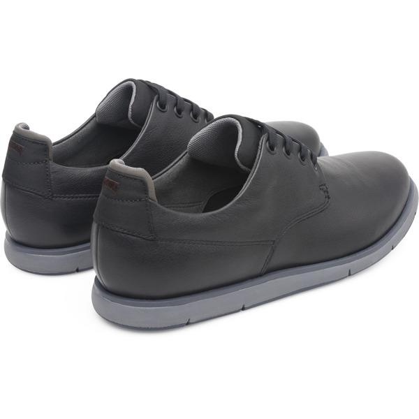 Camper Smith Grey Formal Shoes Men K100478-002