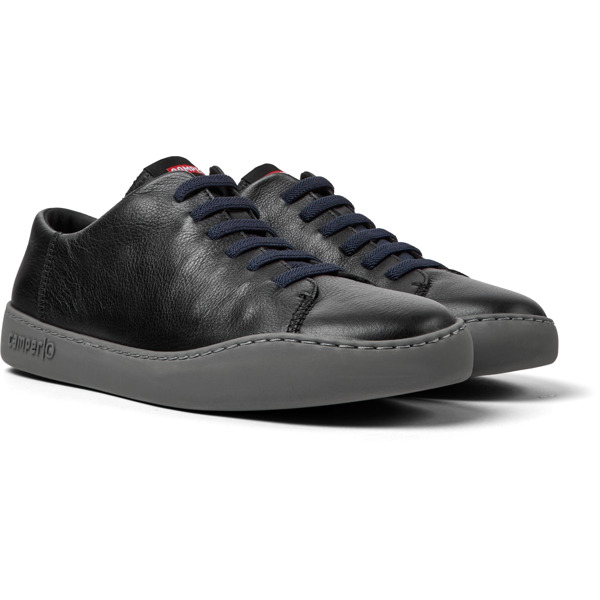 Camper Peu Touring Black Sneakers Men K100479-001