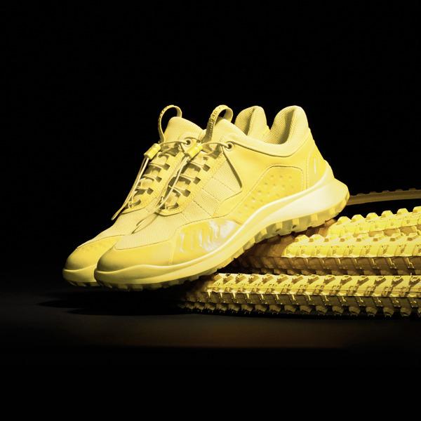 Camper CRCLR Yellow Sneakers Men K100482-002