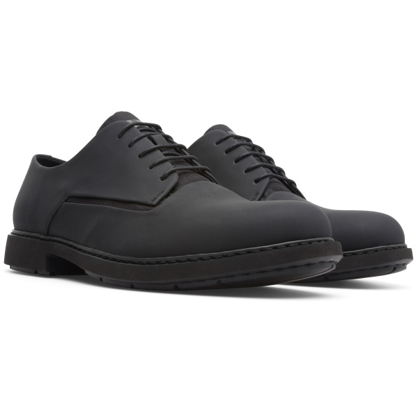Camper Neuman Black Formal Shoes Men K100495-001