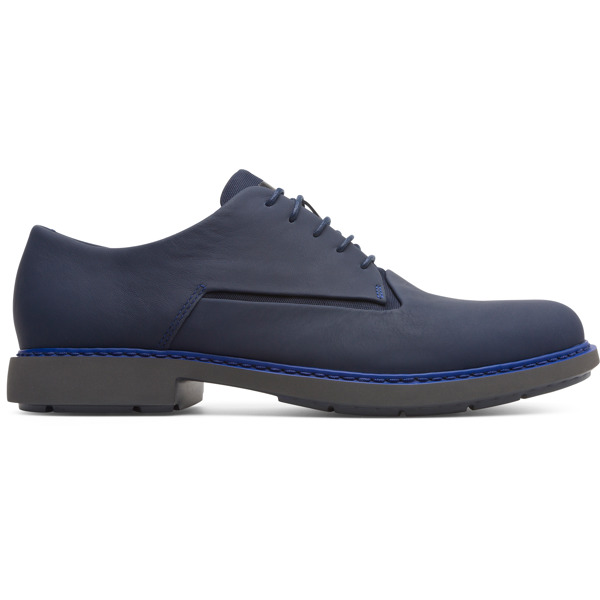 Camper Neuman Blue Formal Shoes Men K100495-002