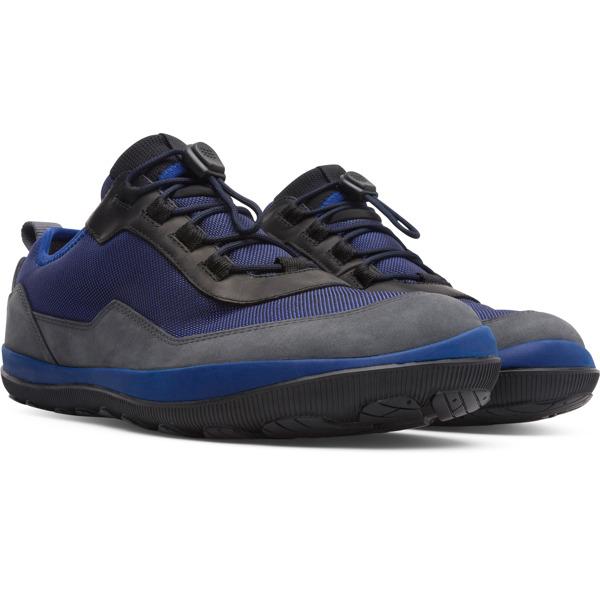 Camper Peu Pista Multicolor Casual Shoes Men K100497-002
