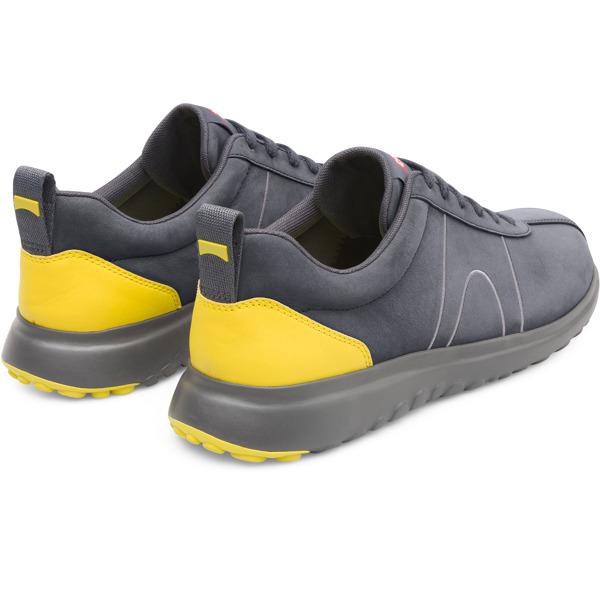 Camper Canica Grey Sneakers Men K100499-003
