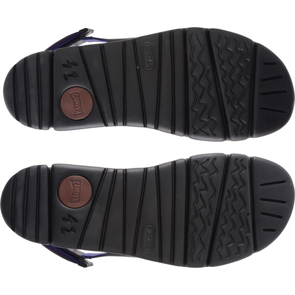 Camper Twins Blue Sandals Men K100503-002