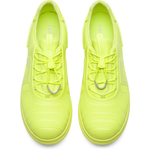 Camper Pelotas Protect Yellow Sneakers Men K100507-010