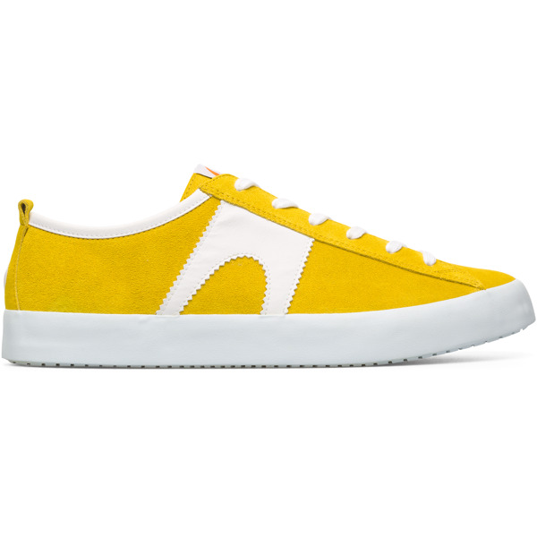 Camper Imar Yellow Sneakers Men K100518-005