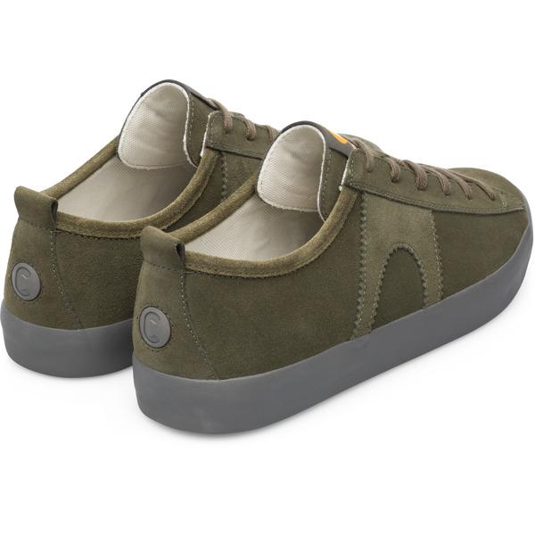 Camper Imar Green Sneakers Men K100518-013