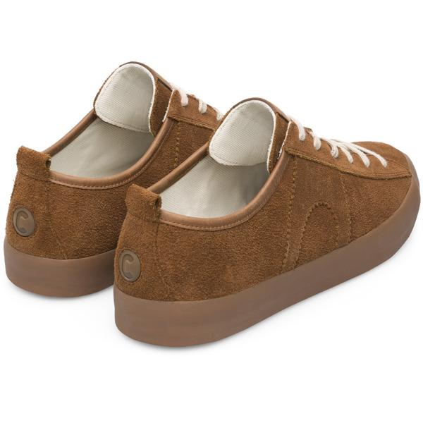 Camper Imar Brown Sneakers Men K100518-015
