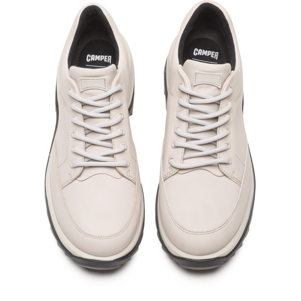 Camper Helix Beige Sneakers Men K100525-002