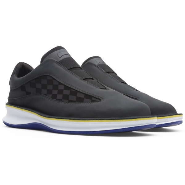 Camper Rolling Black Sneakers Men K100532-001