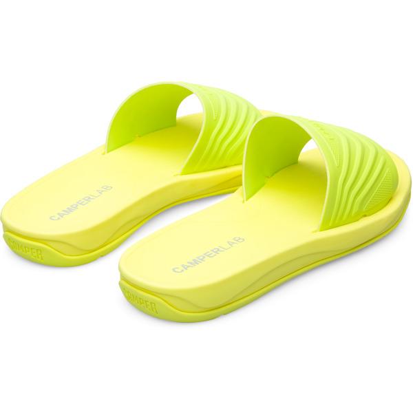 Camper Match Yellow Sandals Men K100564-002