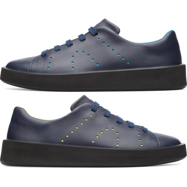 Camper Twins Blue Sneakers Men K100576-001