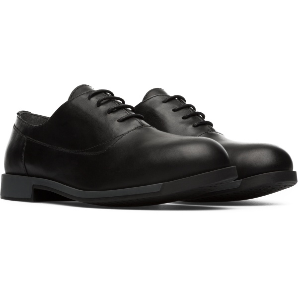 Camper Bowie Black Formal Shoes Women K200016-008