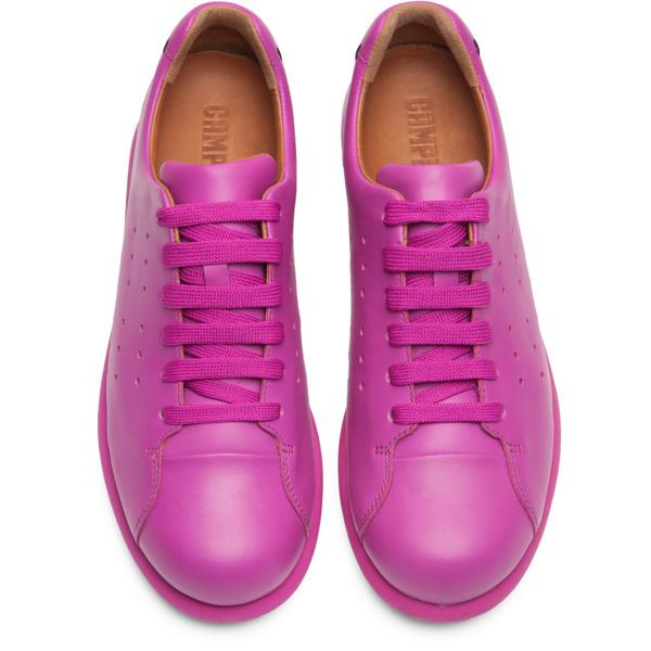 Camper Pelotas Purple Flat Shoes Women K200038-012