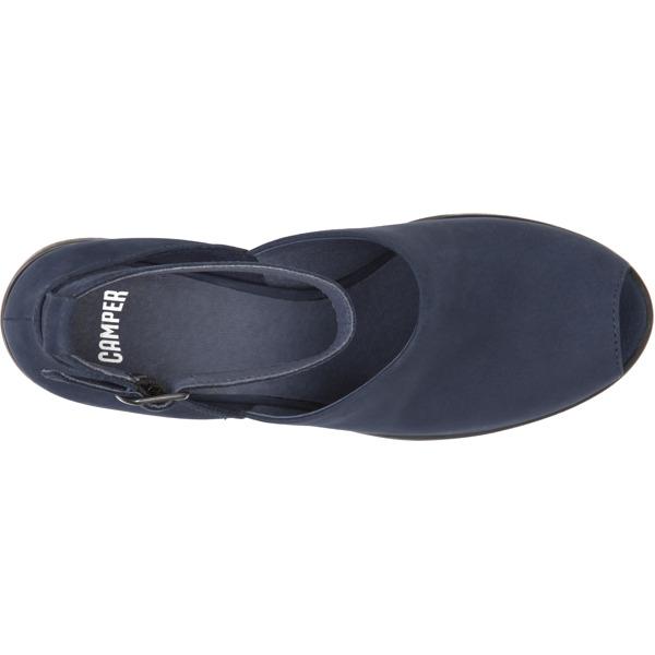 Camper Anouk Blue Heels Women K200059-002