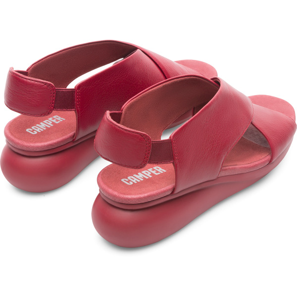 Camper Balloon Red Sandals Women K200066-027