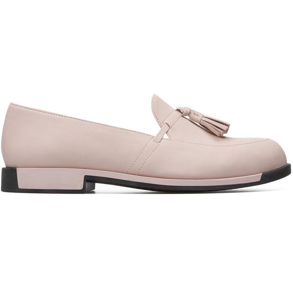 Camper Bowie Pink Flat Shoes Women K200074-009