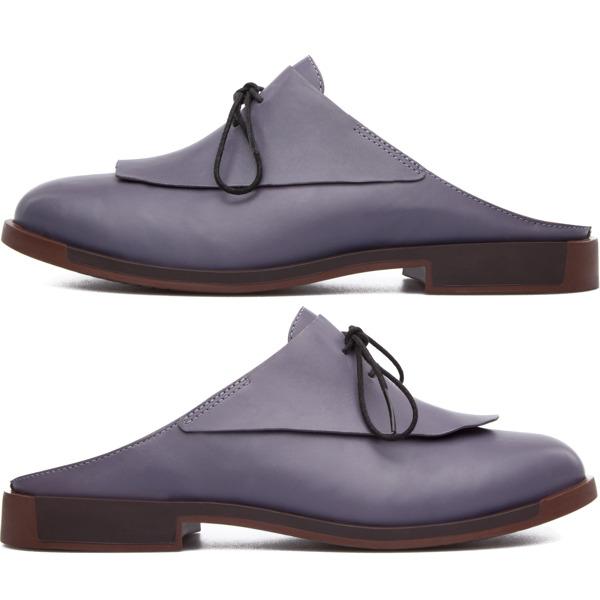 Camper Twins Purple Casual Shoes Women K200077-002