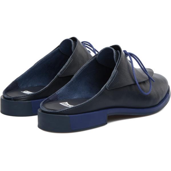Camper Twins Blue Flat Shoes Women K200077-003