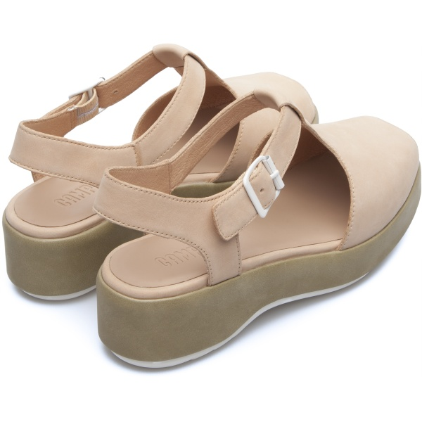 Camper Dessa Pink Platforms / Wedges Women K200083-008