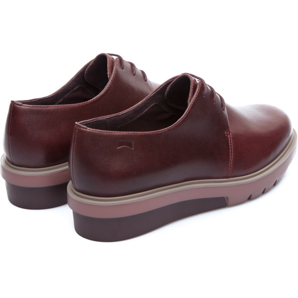 Camper Marta Red Flat Shoes Women K200114-010