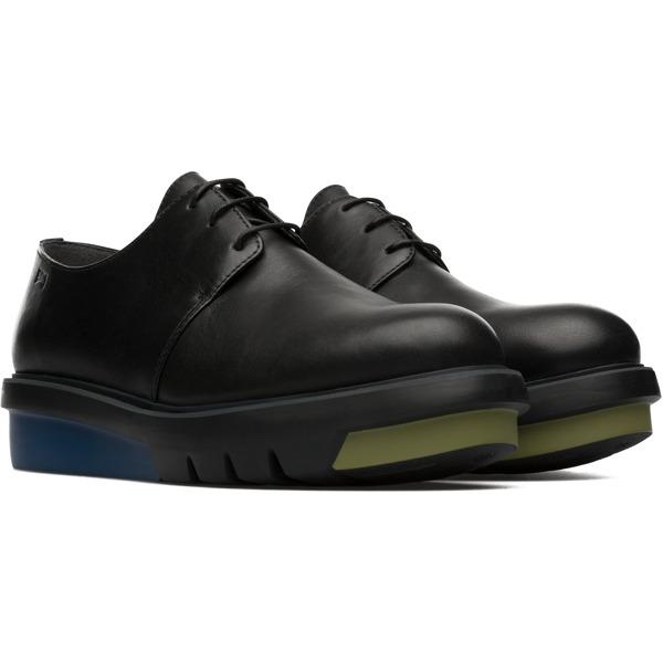 Camper Marta Black Flat Shoes Women K200114-016