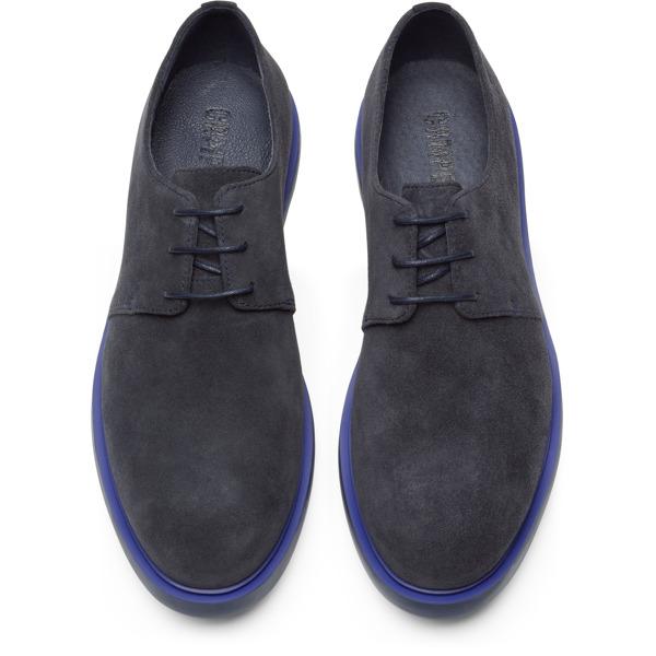 Camper Marta Blue Flat Shoes Women K200114-017