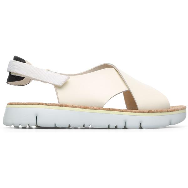 Camper Oruga Beige Sandals Women K200157-013