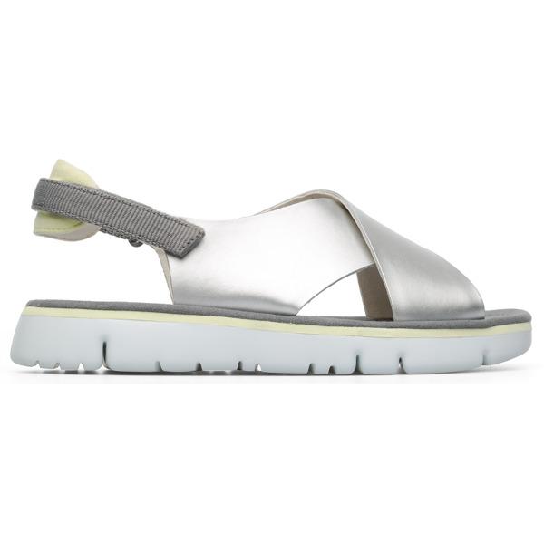 Camper Oruga Grey Sandals Women K200157-018