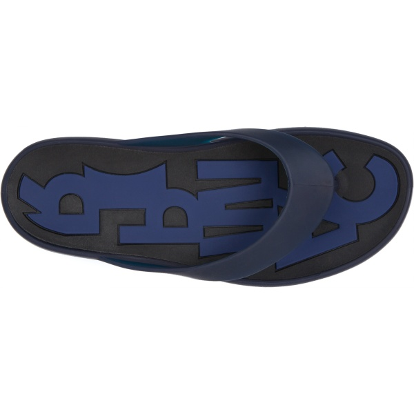 Camper Dolphin Blue Sandals Women K200176-003
