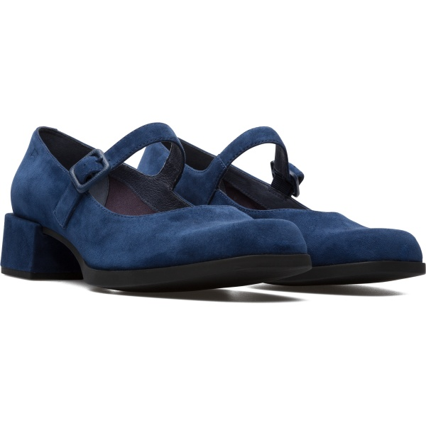 Camper Kobo Blue Heels Women K200218-004